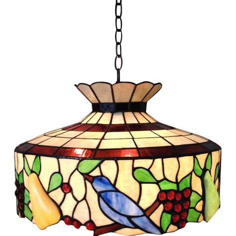 Antique Stained Glass Chandelier Antique Stained Glass Chandelier Images