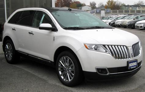 Lincoln Mkx 2008 by 2008 Lincoln Mkx Information And Photos Zombiedrive