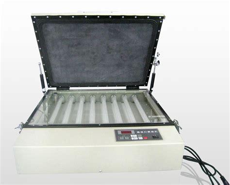 uv light machine for uv light exposure machine
