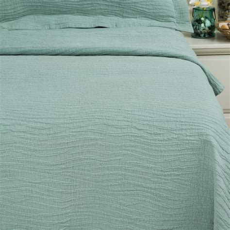 aqua matelasse coverlet downtown aqua dreams matelasse coverlet twin save 83