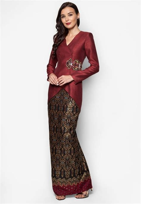 Baju Kebaya 241 best fashion baju kurung images on fashion baju kurung and styles