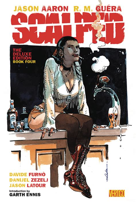 scalped deluxe edition hc 1401263631 jan160354 scalped hc book 04 deluxe edition previews world