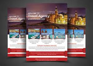 advertising flyer templates 15 travel tourism flyer psd templates graphic cloud