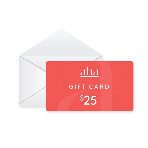 What Are Digital Gift Cards - ahalife digital gift card at aha
