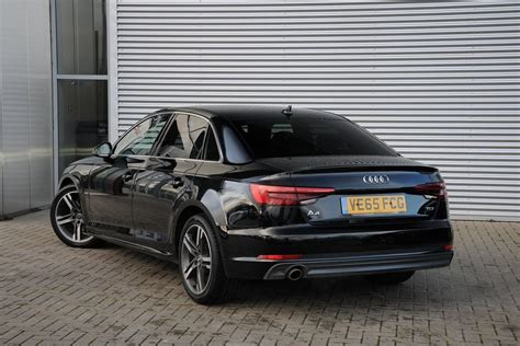 audi a4 2 0 used 2015 audi a4 2 0 tdi ultra sport 4dr for sale in