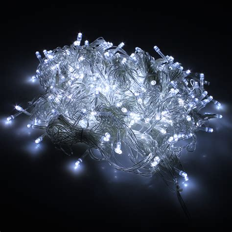 9 8x6 6f t 224 led xmas string fairy wedding curtain light