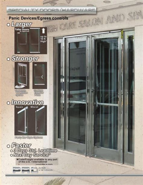 prl glass doors pin by prl glass systems inc on ladder pulls door