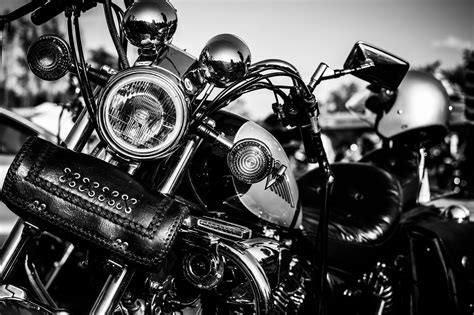black and white motorcycle wallpaper harley davidson hd wallpapers wallpaper cave
