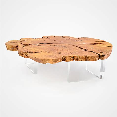 woodworking float maple wood floating coffee table rotsen furniture