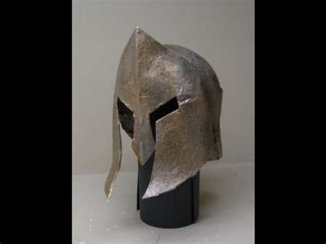 how to make a paper viking helmet how to make do