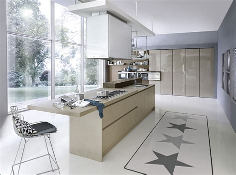 12 modern kitchens with versatile design solutions refined italian kitchen amazes with elegant practicality