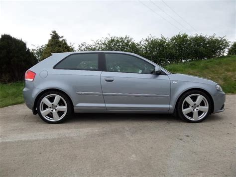 2005 Audi A3 by 2005 Audi A3 2 0 Tdi Quattro S Line Moted To October