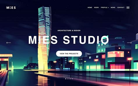architect website design 20 best wordpress themes for architects 2018 athemes