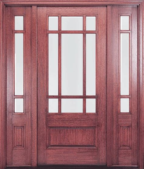 Andersen Fiberglass Entry Doors With Sidelights Prices 4 Exterior Doors Prices