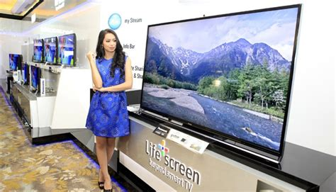 Tv Panasonic Indonesia panasonic announces cloud based technology tv feature tempo co news portal