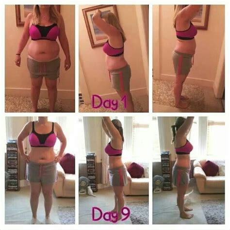 Clean 9 Detox Results by 20 Best Images About Clean 9 Results Here S How