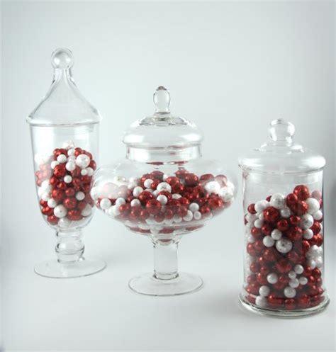 Apothecary Jars Cheap Apothecary Jar 3 Piece Set Wedding Buffet Jars Cheap