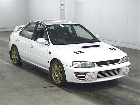 subaru impreza wrx sti 1996 1996 subaru impreza wrx sti vancouver cars for sale