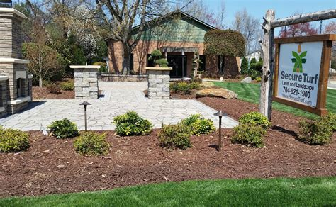 secureturf is a local landscape company secure turf s