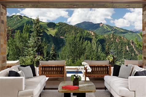 Large Luxury Homes 768 Hunter Creek Road Aspen Co 81611 United States