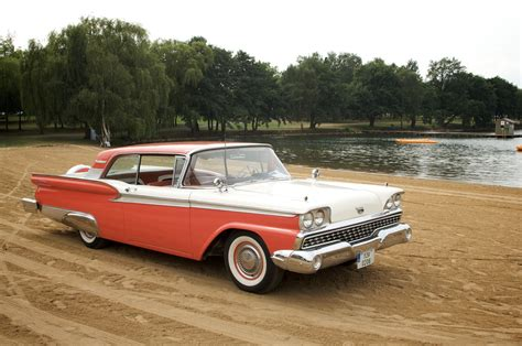 1959 ford galaxie information and photos momentcar