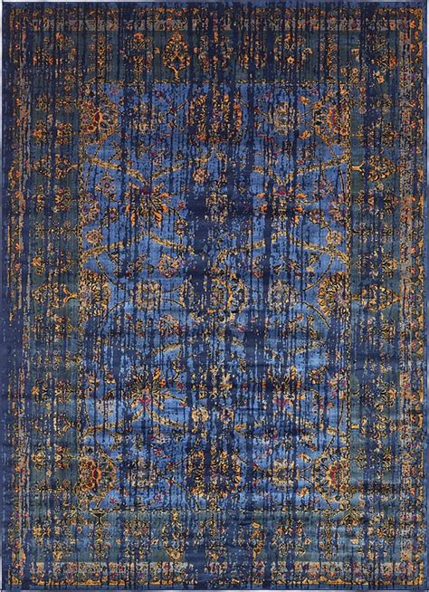 Rug 9 X 12 by Blue 9 X 12 Renaissance Rug Area Rugs Irugs Uk