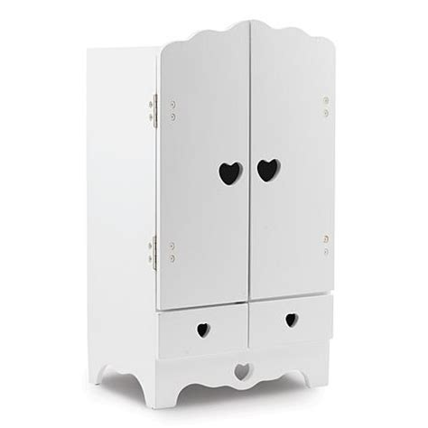And Doug Doll Armoire by Doug Wooden Doll Armoire 7878648 Hsn