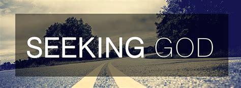 Seeking God seeking god jyrah productions inc