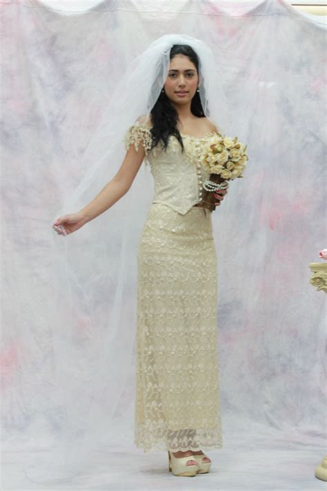 formal garden attire wedding dress lace dress formal by