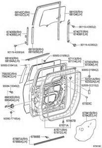 2007 Toyota Tundra Oem Parts 2007 Toyota Tundra Parts Catalog