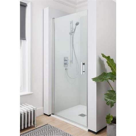 Hinged Shower Doors Uk Simpsons Click Hinged Shower Door Now At Plumbing Co Uk