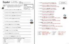 Stem Changing Verbs Worksheet Answers by 1000 Images About 1 2 Stem Changing Verbs Unidad 4 1 4 2