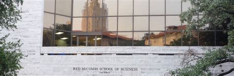 Mccombs Mba Employment Report by Where Mccombs Mbas Are Snagging Clear Admit