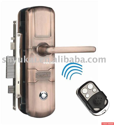 remote door lock images