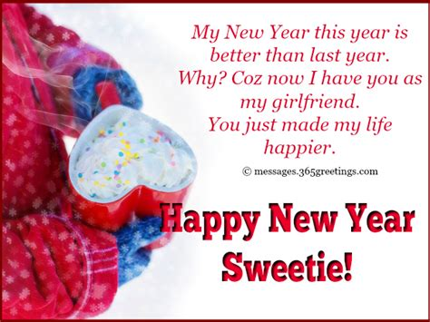 new year wishes for girlfriend 365greetings com