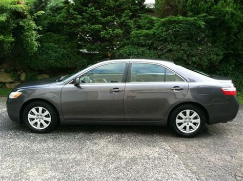 2007 Toyota Camry Fully Loaded Sell Used 2007 Toyota Camry Xle Sedan 4 Door 3 5l Fully