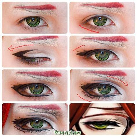 tutorial eyeliner cosplay 59 best hellraiser images on pinterest horror films
