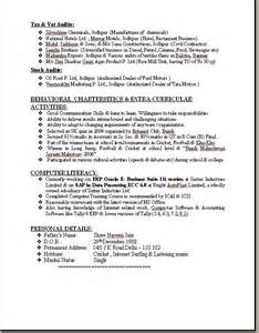Professional Hobbies On Resume Ca Professional Resume Format Free Download