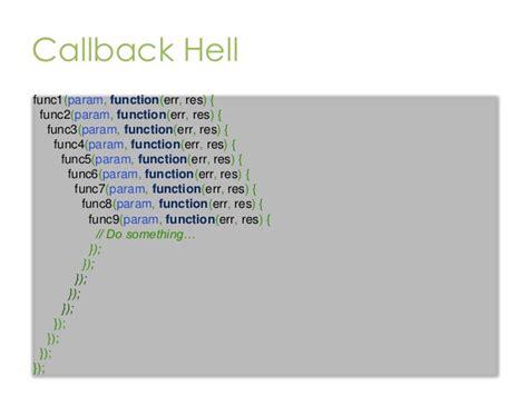 module pattern node js callback pattern node js avoid callback hell using async
