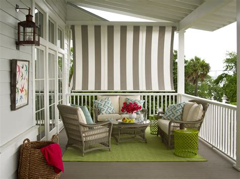 Porch Awnings Second by Wonderful Coastal Covered Porch Porches Qapix