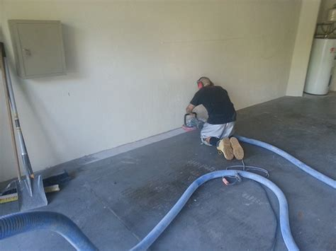 Garage Floor Painting Contractors by Ta Bay Epoxy Coating Garage Flooring Painting