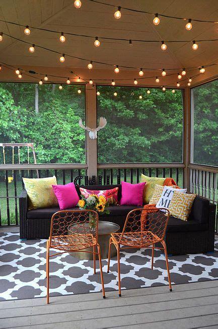 patiosunroom inspiration pillows  home goods