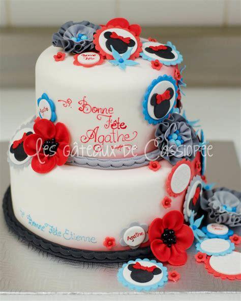 minnie mouse decor cakecentral com minnie mouse themed birthday cake cakecentral com
