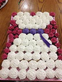 mini cupcakes for bridal shower images