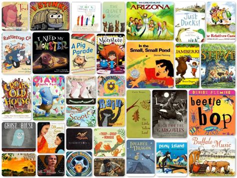 picturing books mentor text spreadsheet picture book month in review