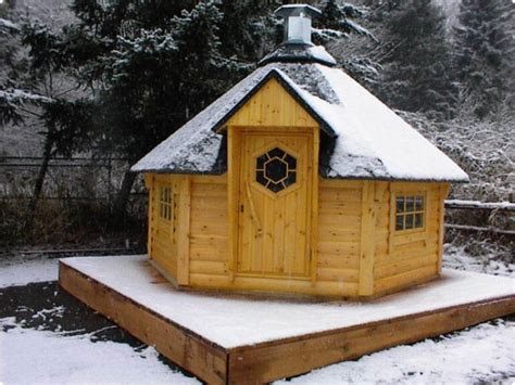 Outdoor Steam Room Kits - outdoor saunas kits