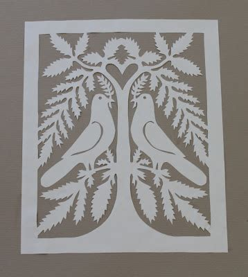 50 Easy Paper Cutting Crafts - paper cutting patterns for children browse patterns