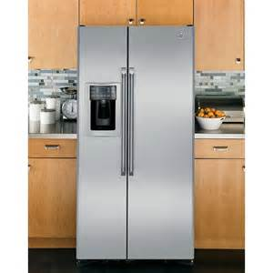 ge refrigerator counter depth side by side refrigerator