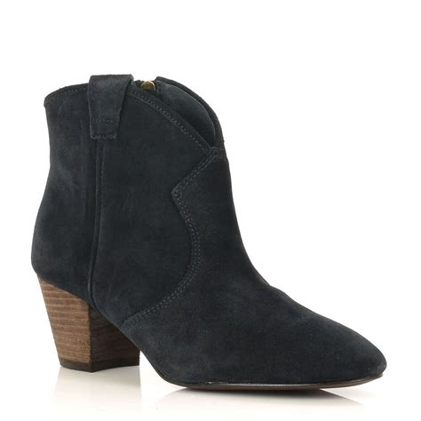 western ankle boots womens ash boots from ash footwear