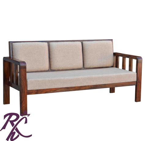 sofa wood buy simple solid wood sofa online in india rajhandicraft